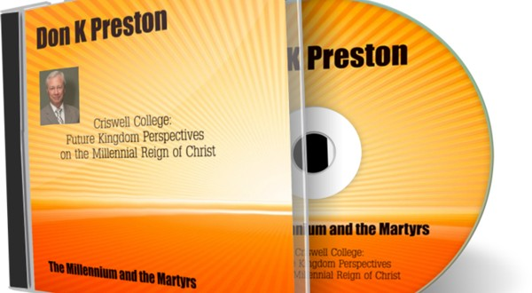 Criswell Presentations on the Millennium