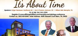 Memphis Eschatology Conference